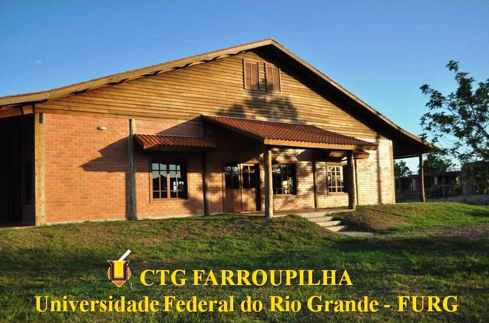 Sede do CTG Farroupilha - Campus Carreiros - FURG